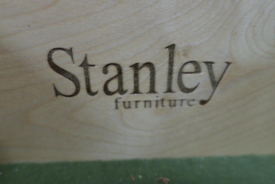 STANLEY FURNITURE Marble Top Bakers Rack: - 3
