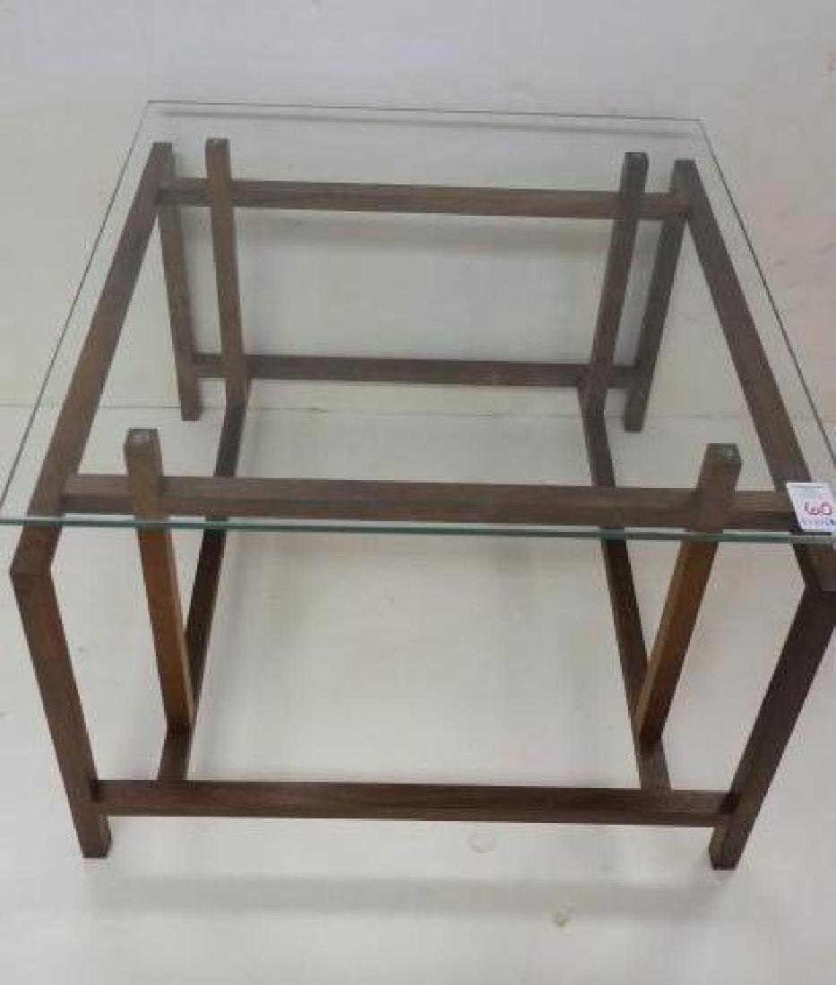 HENNING NORGAARD Rosewood Side table for KOMFORT: