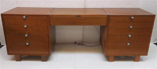 GEORGE NELSON BSC Suspended Vanity/Double Dresser: