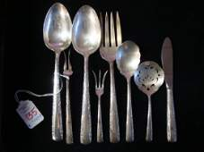 GORHAM Camellia Sterling Silver Serving Pieces