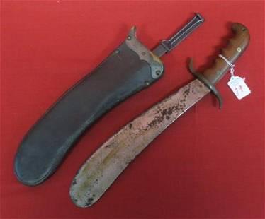 US WW I Era M1904 BOLO HOSPITAL CORPS KNIFE