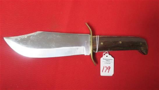 Pakistani STYLIZED BOWIE KNIFE