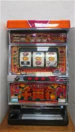 Vintage Yamasa Japanese Pachislo Slot Machine: