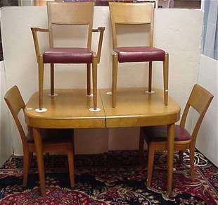 1940's Heywood Wakefield Dining Set