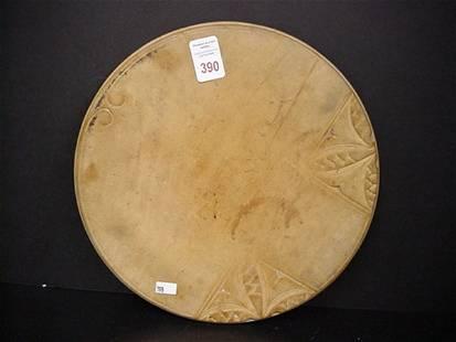 19th Century English Bread Board