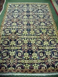 . Hand Loomed All Wool Iranian Rug