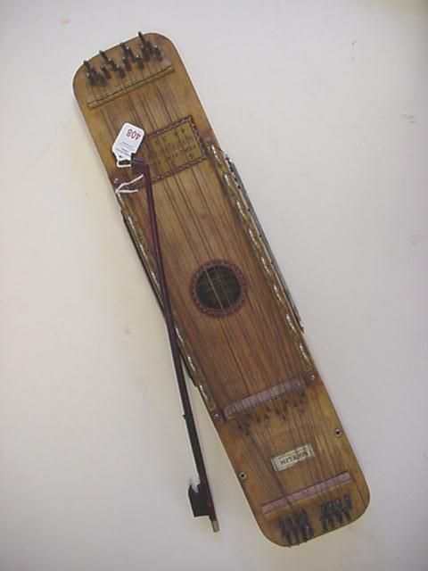 International Music Ukelin and Bow Patent 1926