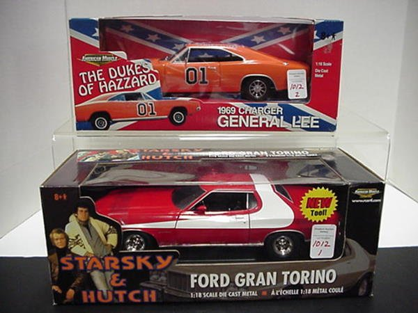 1012: Grand Torino and Dodge Charger:
