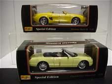 1019: Mustang Mach II and Thunderbird: