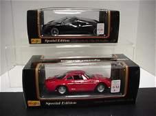 1020: Porsche Roadster and Renault 1600S: