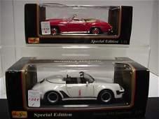 1024: Benz 190 SL and Porsche 911: