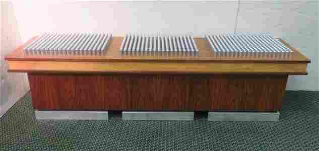 "ANDREAS NIEMAN, ""Bed of Nails"" Bench, RARE CREATIONS:"