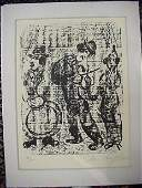 181 Pencil Signed MARC CHAGALL Lithograph