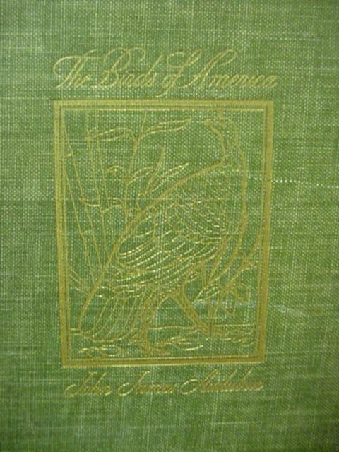 1262: John James Audubon 1937 Birds of America Book: - 3