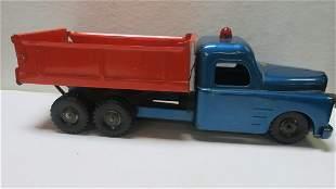STRUCTO TOYS Dump Truck CA 1955:
