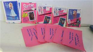 MATTEL BARBIE TRADING CARDS, Collect the Whole Set: