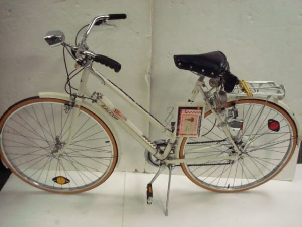 1518B: Women's RALEIGH 10 Speed Bicycle