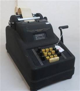 Vintage UNDERWOOD SUNDSTRAND Adding Machine 8120