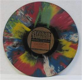 "VERY RARE, Color Vinyl, AEOLIAN VOCALION 10"", 78 RPM:"