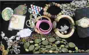 Quantity of Costume Jewelry and Watches: