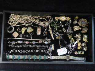 Collection of Ladies Jewelry: