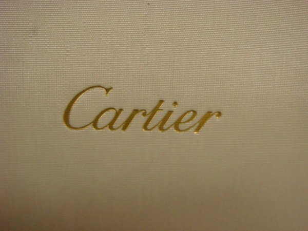 "11:  CARTIER Pewter 11"" Plate in Original Box: - 2"