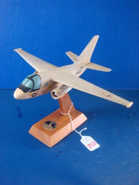 355: Desk Top Model Lockheed S-3A: