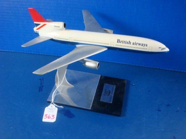 363: Desk Top Model Lockheed L1011 Tristar:
