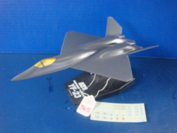 365: Desk Top Model Northrop YF 23 Jet Fighter: