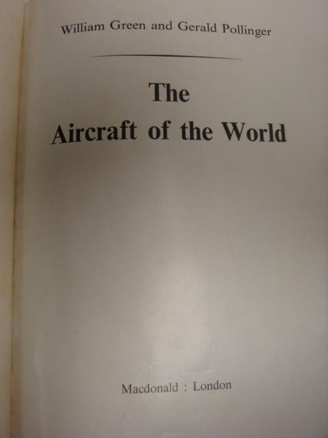 372: THE AIRCRAFT OF THE WORLD 1953: