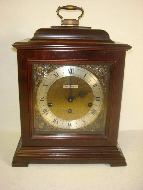 7: SETH THOMAS Westminster Chime Bracket Clock: