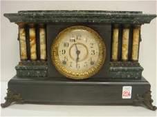 SETH THOMAS 1890 Adamantine Mantle Clock