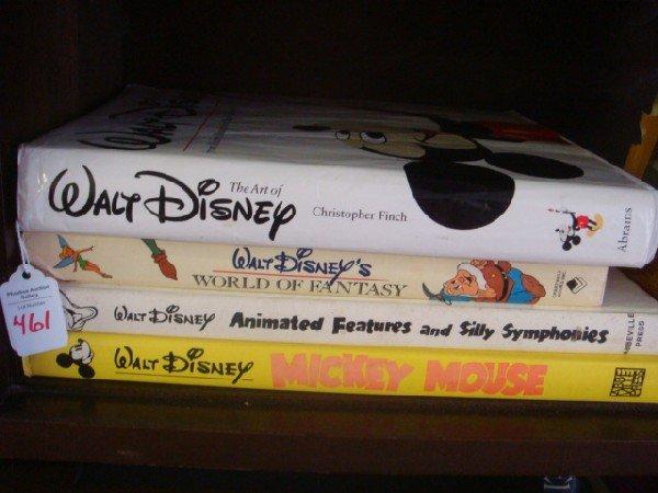 11: 5 Coffee table Sized DISNEY Animation Books