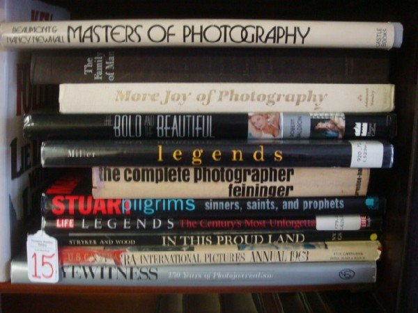 15: 11 Books on Photography, Who and How: