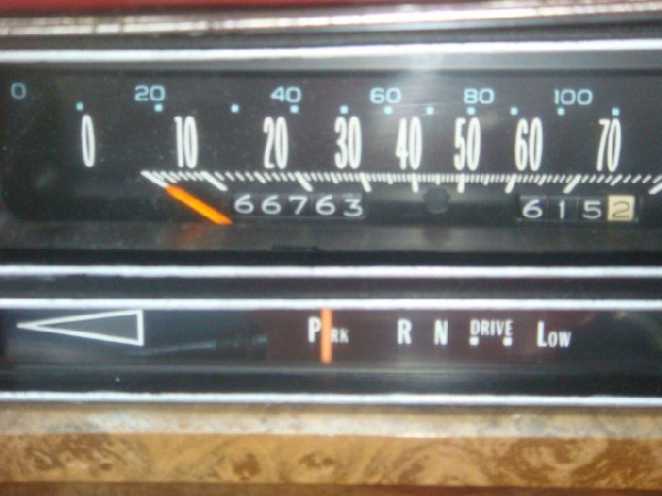 100A: 1979 CADILLAC LeCABRIOLET Convertible Conversion: - 9