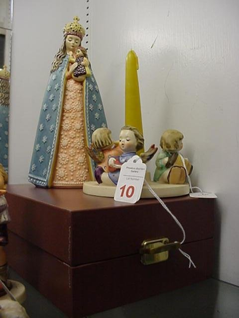 10: Hummel Herald Angel and Supreme Protection: