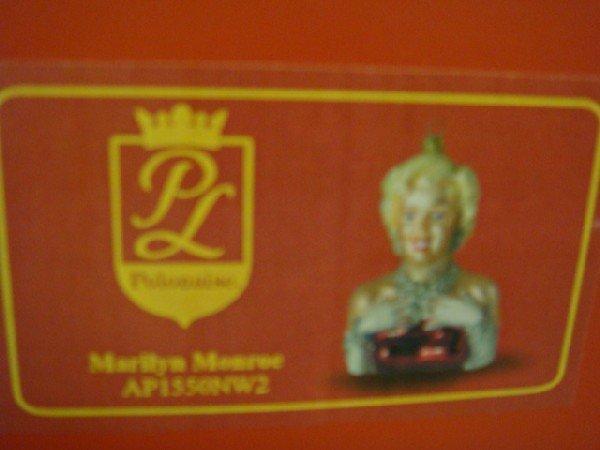 179: POLONAISE Collection Marilyn Monroe Ornament: - 3