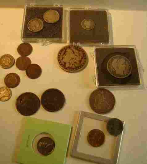 Starter Set Collection of Antique US Coins