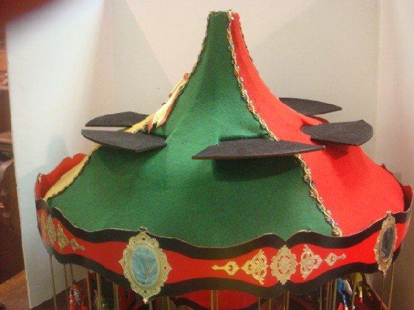 263: Philadelphia SUBA Display Musical Carousel: - 4