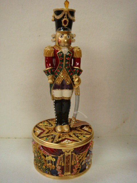 20: JAY STRONGWATER Signed/Numbered Nutcracker Music Bo
