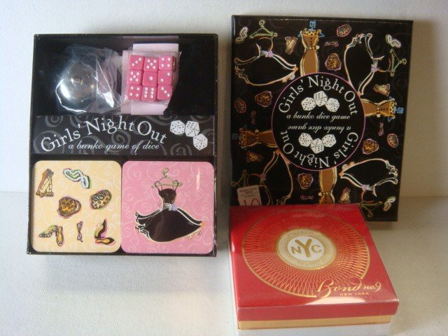 10: Girls Night Out Game, BOND 9 Perfume: