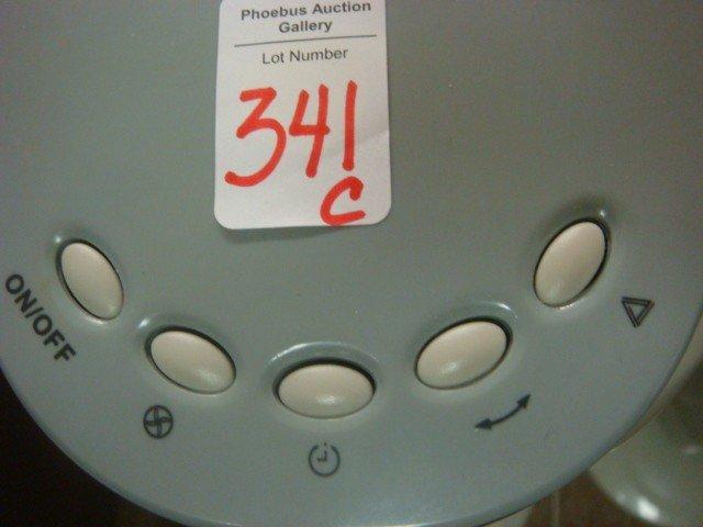341C: Two ALOHA BREEZE Tower Fans: - 3