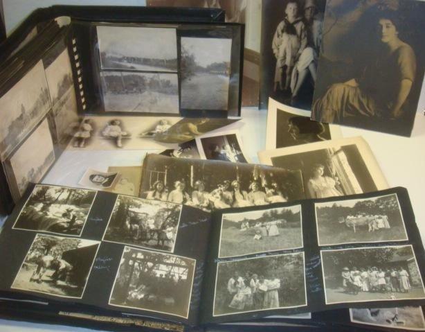 501: Northern California Family Photo Album CA 1910: