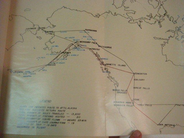 504: ALASKAN REPORT MG Clements McMullen, Dec 1943: