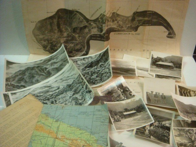 505: Reports, Pictures & Maps of Pacific Theater WW II: