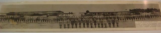 508: 3 Panoramic Photos of the ENTIRE US AIRFORCE 1916:
