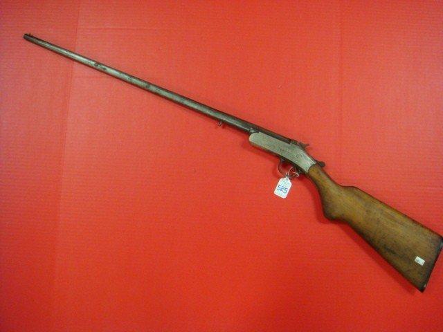 "525: BRIDGE GUN COMPANY ""BLACK PRINCE"" 410 GA Shotgun:"