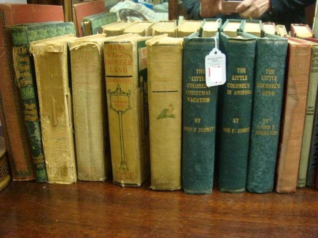 8: Eleven 1900's ANNIE JOHNSTON Books, 2 Holiday Books:
