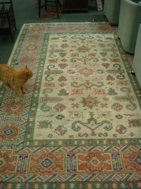 14: Handloomed All Wool Sulatanhani Turkish Rug: 5858