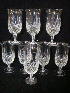 TOWLE King Richard Ice Teas, Sherbets, Champagne: